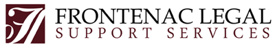 Frontenac Legal Support Services